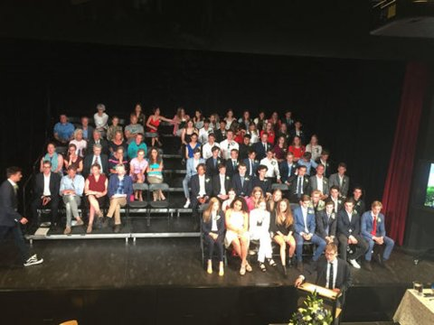 havo diploma-uitreiking 2019